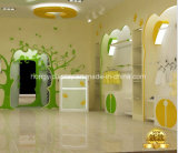 Boutique Shop Display Furniture pour les vêtements de luxe pour bébés / enfants Retail Shop