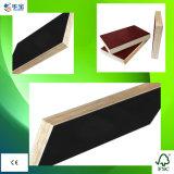 Base Shuttering del álamo de la madera contrachapada del encofrado concreto