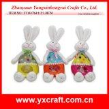 Lapin de Pâques Camo de la décoration de Pâques (ZY15Y327-1-2-3)