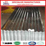 ASTM A653 Z80 Gl ondulé anti-corrosif couvrant la tôle d'acier
