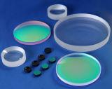 Lentilles optiques de CaF2 Mensiscus