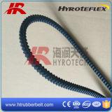 V-Belts denteados afiados crus dobro da alta qualidade/V-Belt dobro de borracha