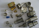 Maschinell bearbeitete Metalteile des CNC-Maschinen-/CNC-Teils