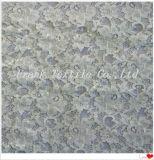 Spitze-Stickerei mit glänzendem Sequins-Flk292