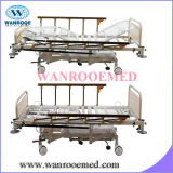 Two Manual Crank Hydraulic Bed