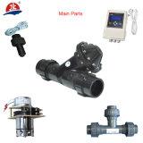Válvula de controle de venda quente do tratamento da água/válvula de diafragma