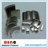 Forte magnete permanente del motore del neodimio (magnete di Moto dell'arco)