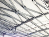 Мастерская стальной структуры SGS Approved Lingshan самомоднейшая светлая (L-S-002)