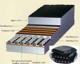 Cord resistenza all'abrasione in acciaio Nastro trasportatore per fertilizzante