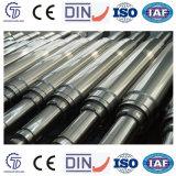 Rolos de aço forjados para suportes duros de laminador a quente