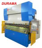 Freno de la prensa hidráulica con el CNC de Delem Da41 con dos ejes