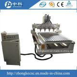 Macchina del router dell'incisione di CNC di 4 assi con 4 rotativi