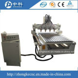 Máquina del ranurador del grabado del CNC de 4 ejes con 4 rotatorios