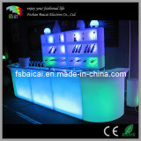 Glowing Pub LED Bar Counter with Remote Control Bcr-866t Bcr-867t