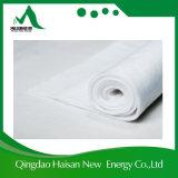 geotextil perforado aguja estable 250G/M2 con el aislamiento de la tela del filtro