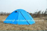 2か3 Personsのための軽量のBlue Camping Tent
