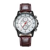 方法盛大な拍手の腕時計の金属の箱3eyeおよび補助機関車