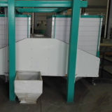 Peneiro quadrado elevado da máquina de processamento da farinha de milho