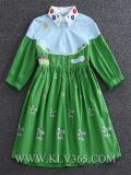 Modo casuale del vestito da partito del cotone di estate della donna
