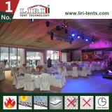 屋外党イベントのためのテントの上の500人の家の形のテントの結婚式Ez