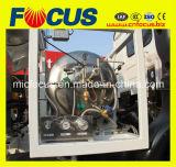 Тележка конкретного смесителя шассиего 12m3 14m3 HOWO при 8X4 управляя режимом