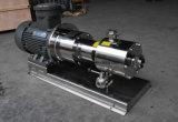 Bomba Inline do homogenizador do aço inoxidável