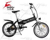 """Portable negro 20 """" 36V plegable ciclos eléctricos con el Ce (JSL039B-6)"""