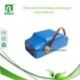 """bateria do Li-íon de 60V 2.2ah para a roda do E-""""trotinette"""" um"""