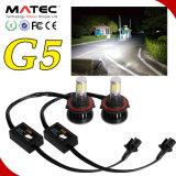 車の黄色の青い白LEDの球根H1 H3 H4 LEDのヘッドライトのための広州Matec LEDの自動ヘッドライト