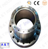 CNC Delen die van het Aluminium/van het Messing/van het Roestvrij staal/van de Machines van het Malen de Draaibank Aangepaste Delen machinaal bewerken
