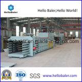 Halbautomatische Altpapier-hydraulische Ballenpresse