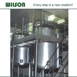 Depósito de fermentación bioquímico del acero inoxidable