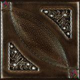 3D кожаный стена Panel1037 для самомоднейшего нутряного украшения