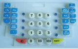 مطّاطيّ صناعيّ مطّاطة إيبوكسي سليكوون لوحة أرقام