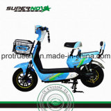 Lead-Acid 2つの車輪の電気オートバイの鉄骨フレーム