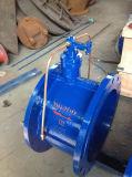 Micro retardar a válvula de verificação próxima Hh44X-10 da borboleta (DN100~DN600)