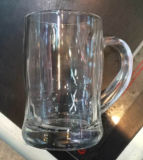 Cristalleria di vetro libera Kb-Hn09891 della chiavetta della tazza di birra della tazza di alta qualità