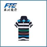 T-shirt de polo/T-shirt fait sur commande/T-shirt d'hommes