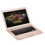 13.3 Inch 1920*1080 Screen Windows 256GB SSD Intel Core Notebook Laptop