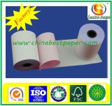 Papel carbón CFB blanco en carretes
