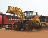 Chargeur de roue de GNL des machines de construction de XCMG 5ton