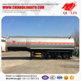 Remorque chimique de camion-citerne de 3 liquides d'essieux pour le transport d'hydroxyde d'ammonium