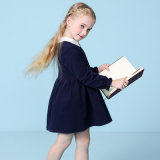 Модный Pinafore девушки начальной школы