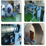 Máquina redonda de moldagem de duto para fabricação de painéis de HVAC