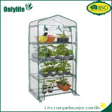 Estufa da agricultura do PVC de Onlylife mini/jardim de flor/barraca vegetal