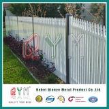 Le piquet a soudé la frontière de sécurité soudée de jardin galvanisée par frontière de sécurité en acier extérieure
