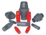 Клапан с педальным управлением Pn10 UPVC/PVC от 3/4 дюймов до 8 дюймов