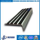Sospecha de aluminio de la escalera del borde de la escalera