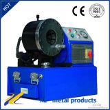 Máquina que prensa del manguito de goma hidráulico