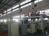 Ybpeg-1500 tres extrusores compuesto de la película de burbujas que hace la máquina